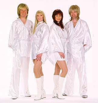 Un retour en arrière avec ABBA!!!